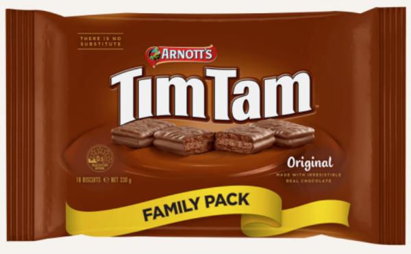 Tim tam family